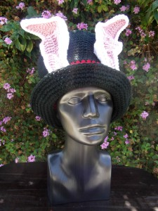 Rabbit Top Hat